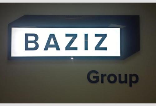 Оформление офиса Baziz Group