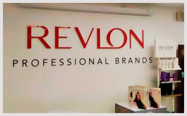 Оформление офиса Revlon